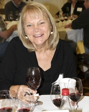 Winemaker Maureen Martin of Clos du Bois.